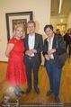WOW! The Heidi Horten Collection VIP Preview - Leopold Museum - Mi 14.02.2018 - Josef OSTERMAYER mit Ehefrau Maria, Agens HUSSLEIN39