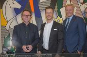 WOW! The Heidi Horten Collection VIP Preview - Leopold Museum - Mi 14.02.2018 - Tobias G. NATTER, Gernot BL�MEL, Klaus-Albrecht SCHR�DERR43