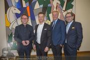 WOW! The Heidi Horten Collection VIP Preview - Leopold Museum - Mi 14.02.2018 - Tobias G. NATTER, Gernot BL�MEL, Klaus-Albrecht SCHR�DER, Chri44