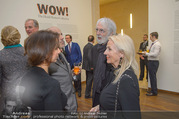 WOW! The Heidi Horten Collection VIP Preview - Leopold Museum - Mi 14.02.2018 - Michael und Susi HANEKE45
