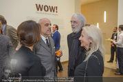 WOW! The Heidi Horten Collection VIP Preview - Leopold Museum - Mi 14.02.2018 - Gerald MATT, Michael und Susi HANEKE46