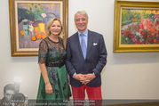 WOW! The Heidi Horten Collection VIP Preview - Leopold Museum - Mi 14.02.2018 - Peter HUSSLEIN, Ingrid FLICK47