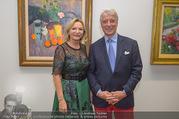 WOW! The Heidi Horten Collection VIP Preview - Leopold Museum - Mi 14.02.2018 - Peter HUSSLEIN, Ingrid FLICK48