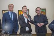 WOW! The Heidi Horten Collection VIP Preview - Leopold Museum - Mi 14.02.2018 - Tobias G. NATTER, Gernot BL�MEL, Klaus-Albrecht SCHR�DER50