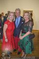 WOW! The Heidi Horten Collection VIP Preview - Leopold Museum - Mi 14.02.2018 - Agnes und Peter HUSSLEIN, Ingrid FLICK58