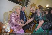 WOW! The Heidi Horten Collection VIP Preview - Leopold Museum - Mi 14.02.2018 - Ingrid FLICK, Heidi HORTEN mit Ehemann Graf Carl (Karl Kari) GOE66