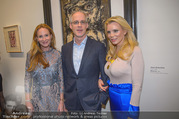 WOW! The Heidi Horten Collection VIP Preview - Leopold Museum - Mi 14.02.2018 - Georg STUMPF, Patricia Patrizia SCHALKO84
