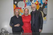 WOW! The Heidi Horten Collection VIP Preview - Leopold Museum - Mi 14.02.2018 - Michael HANEKE mit Susi, Agens HUSSLEIN102