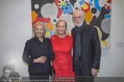 WOW! The Heidi Horten Collection VIP Preview - Leopold Museum - Mi 14.02.2018 - Michael HANEKE mit Susi, Agens HUSSLEIN103
