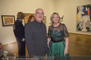 WOW! The Heidi Horten Collection VIP Preview - Leopold Museum - Mi 14.02.2018 - Ingrid FLICK, Otto RETZER110