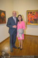 WOW! The Heidi Horten Collection VIP Preview - Leopold Museum - Mi 14.02.2018 - Daniele SPERA mit Ehemann115