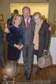 WOW! The Heidi Horten Collection VIP Preview - Leopold Museum - Mi 14.02.2018 - Georg und Gabi SPIEGELFELD121