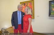 WOW! The Heidi Horten Collection VIP Preview - Leopold Museum - Mi 14.02.2018 - Peter und Agnes HUSSLEIN123