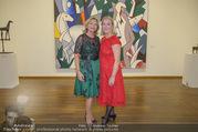 WOW! The Heidi Horten Collection VIP Preview - Leopold Museum - Mi 14.02.2018 - Ingrid FLICK, Agnes HUSSLEIN127