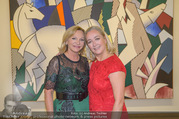 WOW! The Heidi Horten Collection VIP Preview - Leopold Museum - Mi 14.02.2018 - Ingrid FLICK, Agnes HUSSLEIN128