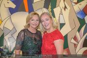 WOW! The Heidi Horten Collection VIP Preview - Leopold Museum - Mi 14.02.2018 - Ingrid FLICK, Agnes HUSSLEIN129