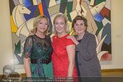 WOW! The Heidi Horten Collection VIP Preview - Leopold Museum - Mi 14.02.2018 - Ingrid FLICK, Agnes HUSSLEIN, Helga RABL-STADLER131