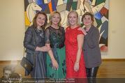 WOW! The Heidi Horten Collection VIP Preview - Leopold Museum - Mi 14.02.2018 - Ingrid FLICK, Agnes HUSSLEIN, Helga RABL-STADLER, Donatella CECC132
