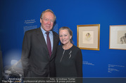 Ausstellungseröffnung ´das Wiener Aquarell´ - Albertina - Do 15.02.2018 - Herbert G. und Ursula KLOIBER15