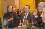 Ausstellungseröffnung ´das Wiener Aquarell´ - Albertina - Do 15.02.2018 - 16