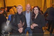 Ausstellungseröffnung ´das Wiener Aquarell´ - Albertina - Do 15.02.2018 - 21