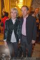 Ausstellungseröffnung ´das Wiener Aquarell´ - Albertina - Do 15.02.2018 - Xenia HAUSNER mit Ehemann Christopher24