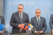 Friedensschluss Esterhazy - Land Burgenland - Amt der Burgenländischen Landesregierung - Di 20.02.2018 - Hans Peter DOSKOZIL, Hans NIESSL7