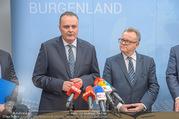 Friedensschluss Esterhazy - Land Burgenland - Amt der Burgenländischen Landesregierung - Di 20.02.2018 - Hans Peter DOSKOZIL, Hans NIESSL8