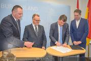 Friedensschluss Esterhazy - Land Burgenland - Amt der Burgenländischen Landesregierung - Di 20.02.2018 - 17