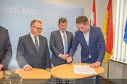Friedensschluss Esterhazy - Land Burgenland - Amt der Burgenländischen Landesregierung - Di 20.02.2018 - 18