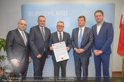 Friedensschluss Esterhazy - Land Burgenland - Amt der Burgenländischen Landesregierung - Di 20.02.2018 - 19