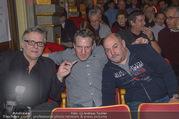 Florian Scheuba Premiere - Stadtsaal - Di 20.02.2018 - Robert PALFRADER, Rudi ROUBINEK23