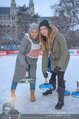 SuperFit Charity Eisstockschießen - Rathausplatz - Mi 21.02.2018 - Sylvia GRAF, Martina KAISER14