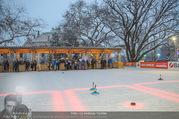 SuperFit Charity Eisstockschießen - Rathausplatz - Mi 21.02.2018 - 36