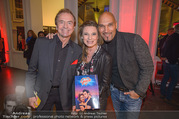 Grease Premiere - MQ Halle E - Do 22.02.2018 - Heribert KASPER, Cyril RADLHER, Christa KUMMER10