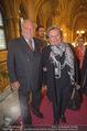 Falstaff Awards - Rathaus - Di 27.02.2018 - Lisl WAGNER-BACHER mit Ehemann Klaus6