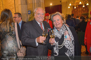 Falstaff Awards - Rathaus - Di 27.02.2018 - Lisl WAGNER-BACHER mit Ehemann Klaus8