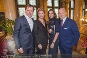 Falstaff Awards - Rathaus - Di 27.02.2018 - Heinz und Birgit REITBAUER, Angelika und Wolfgang ROSAM10