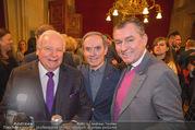 Falstaff Awards - Rathaus - Di 27.02.2018 - Eckart WITZIGMANN, Karl OBAUER, Toni M�RWALD17