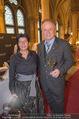 Falstaff Awards - Rathaus - Di 27.02.2018 - Manfred TEMENT mit Ehefrau22