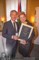 Falstaff Awards - Rathaus - Di 27.02.2018 - Alfred HUDLER, Birgit REITBAUER102