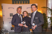Falstaff Awards - Rathaus - Di 27.02.2018 - Alfred HUDLER, Ali G�RTLER, Matthias WINKLER117