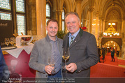 Falstaff Awards - Rathaus - Di 27.02.2018 - Simon TAXACHER, Manfred TEMENT124