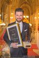 Falstaff Awards - Rathaus - Di 27.02.2018 - Sascha MARX132