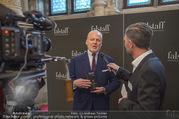 Falstaff Awards - Rathaus - Di 27.02.2018 - Wolfgang ROSAM im Interview153