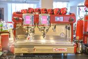 Meinl Poesie Botschafter Shooting - Meinl Zentrale - Do 01.03.2018 - Kaffeemaschinen, Kaffeetassen4