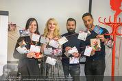 Meinl Poesie Botschafter Shooting - Meinl Zentrale - Do 01.03.2018 - Cesar SAMPSON, Silvia SCHNEIDER, Renata PETOVSKA, Morteza TAVAKO88