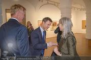 Martha Jungwirth Ausstellung - Albertina - Do 01.03.2018 - Gernot BL�MEL, Klaus Albrecht SCHR�DER, Martha JUNGWIRTH8