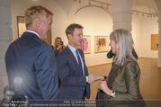 Martha Jungwirth Ausstellung - Albertina - Do 01.03.2018 - Gernot BL�MEL, Klaus Albrecht SCHR�DER, Martha JUNGWIRTH9