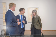 Martha Jungwirth Ausstellung - Albertina - Do 01.03.2018 - Gernot BL�MEL, Klaus Albrecht SCHR�DER, Martha JUNGWIRTH14